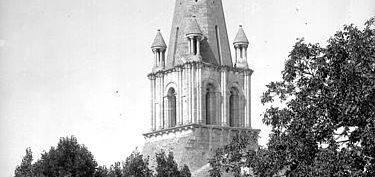 Eglise de RIOUX-MARTIN